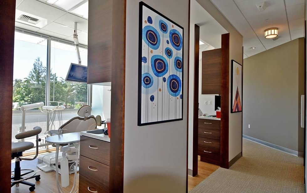 office hallway. asha-madhavan-office-hallway-980wide office hallway