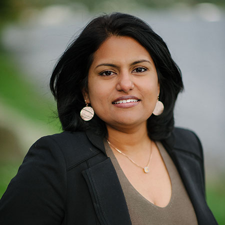 Dr. Asha Madhavan who is a dentist in Sammamish WA.