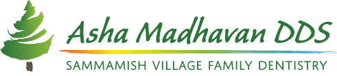 Asha Madhavan DDS logo
