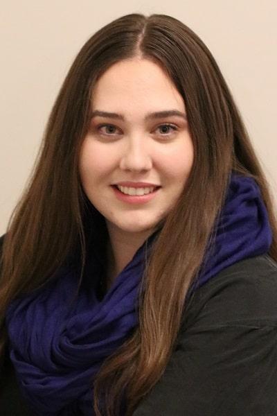 Alexandra McDonald, one of our patient coordinators