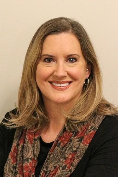 Debbie Britten, one of our dental hygienists