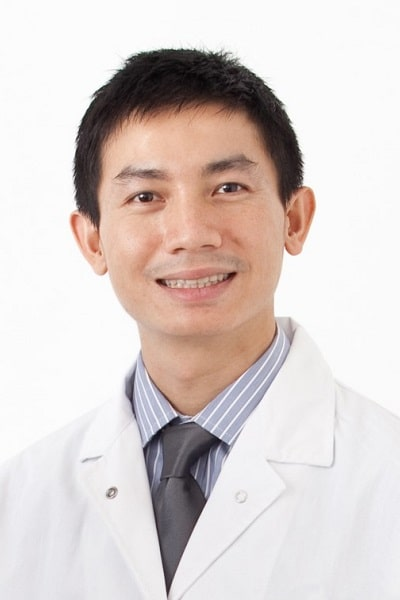 Dr. Tom Wei, our endodontist in Sammamish