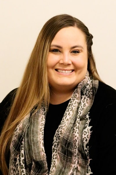 Jyl Stanford, one of our dental assistants